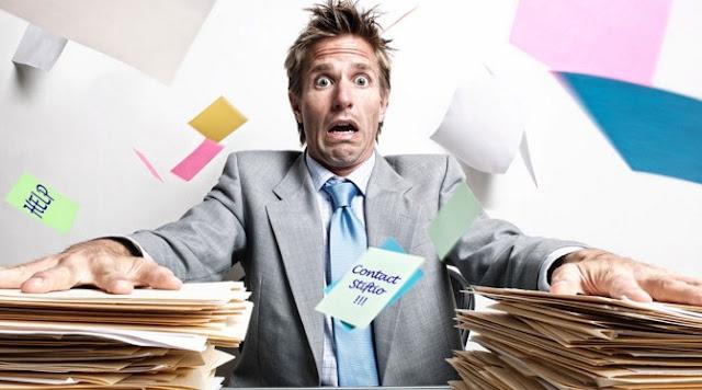 Enam Cara Berikut Ampuh Ringankan Stres Di Masa Sibuk Kerja
