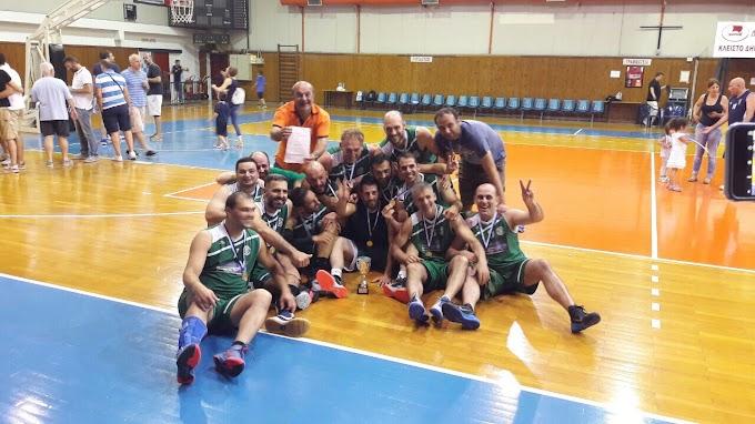 «Tρία στα τρία» για την Ελπίδα Αμπελοκήπων στο πρωτάθλημα βετεράνων Θσσαλονίκης