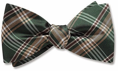 Sloane bow tie from Beau Ties Ltd.