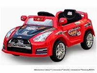 Mobil Mainan Aki Bintang R836 City Race