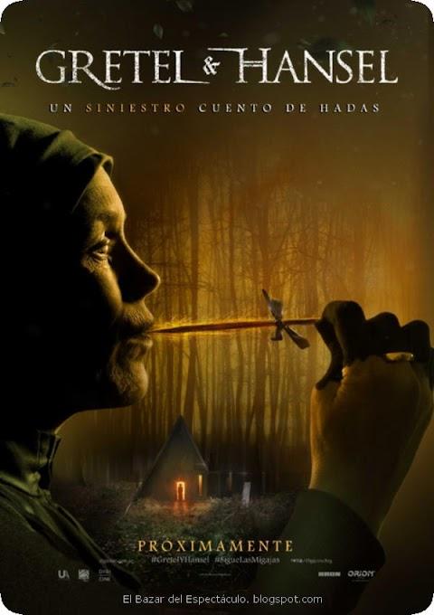 """""""Gretel & Hansel"""" (2020): Una película aburrida de suspenso"""