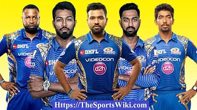 MI  Squad IPL 11 2018 Full Team Celebration