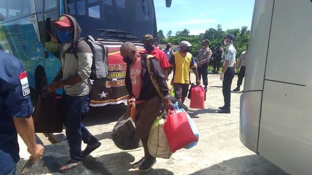 Gustav Urbinas Ungkap 30 WNA asal PNG Dipulangkan Melalui PLBN Skouw