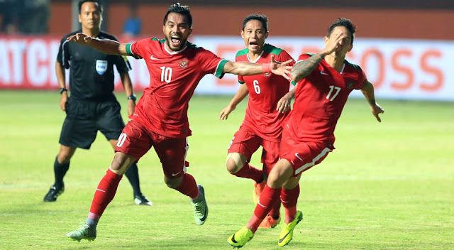 Indonesia VS Vietnam 2 - 1