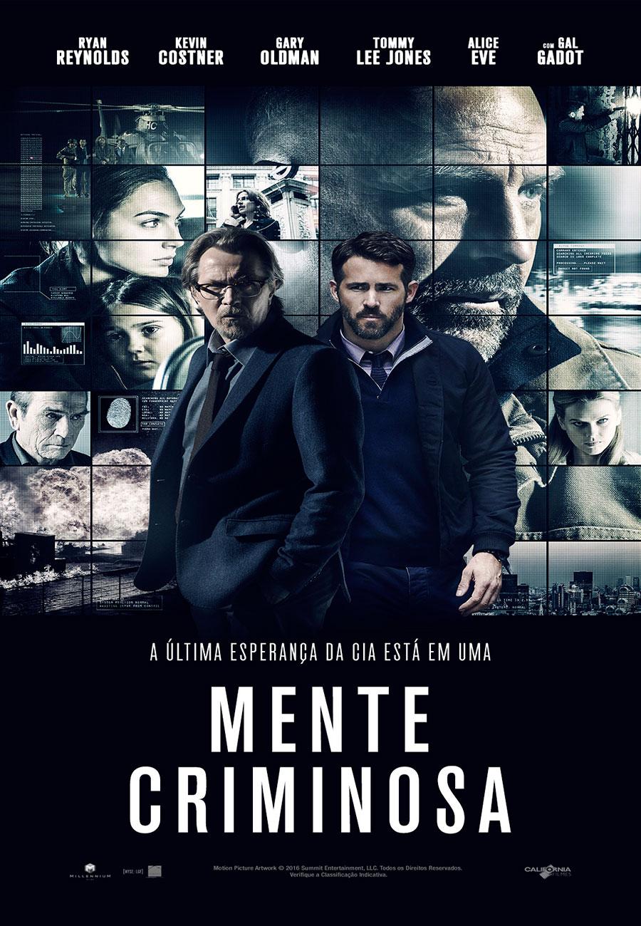 Filme: Mente Criminosa (Criminal, 2016)
