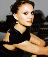 Natalie Portman... and no, it's not a Star Wars thing.