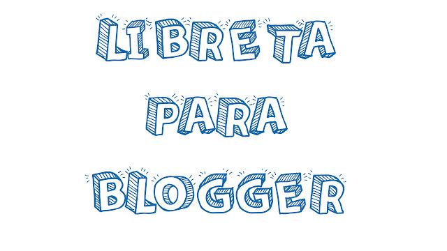 Como es: Libreta para bloggers de Dreaming Graphics