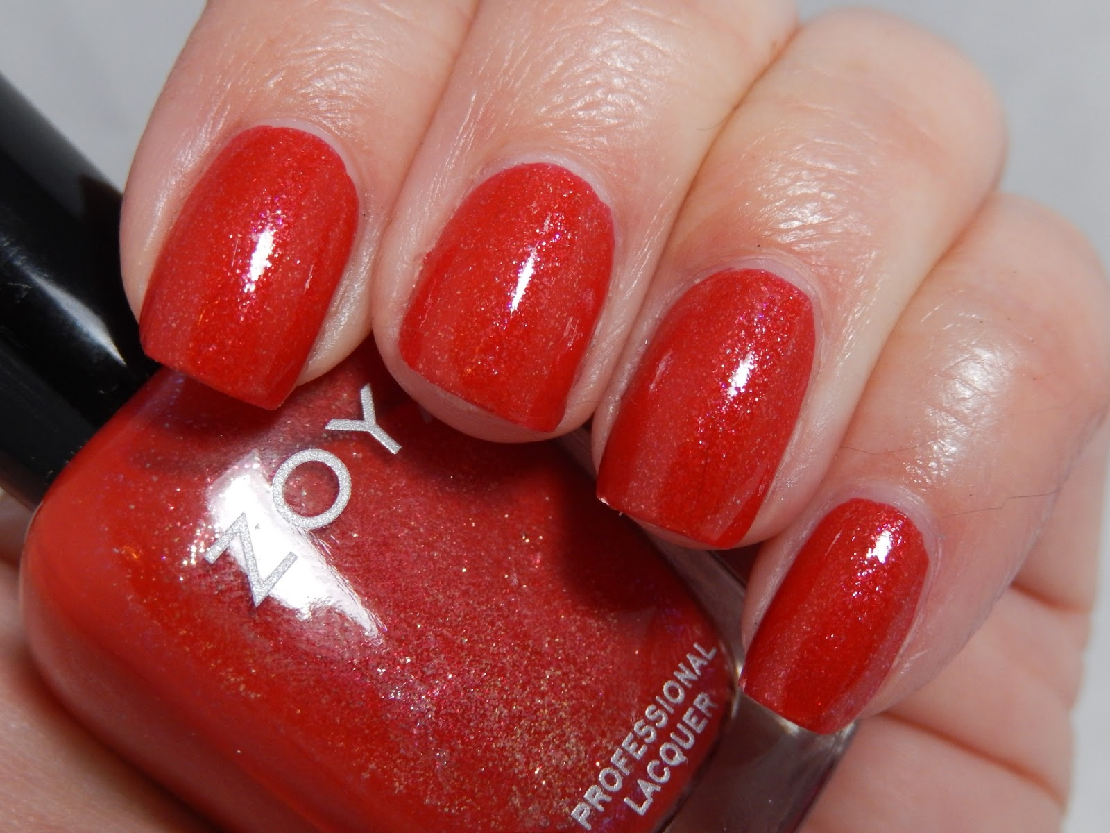 Zoya Nidhi Lacquer or Leave Her!:...