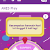 Cara  mendapatkan kouta gratis dari Axis Play (2018)