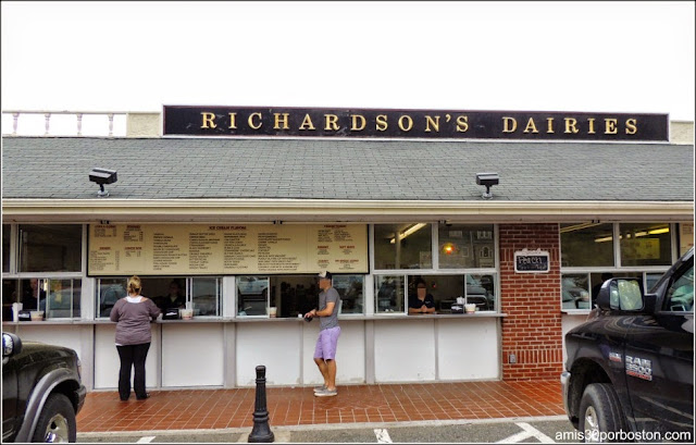 Granjas de Helados de Massachusetts: Richardson´s Farm