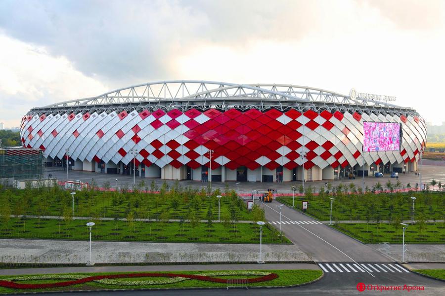 guida stadi confederations cup 2017 russia mosca