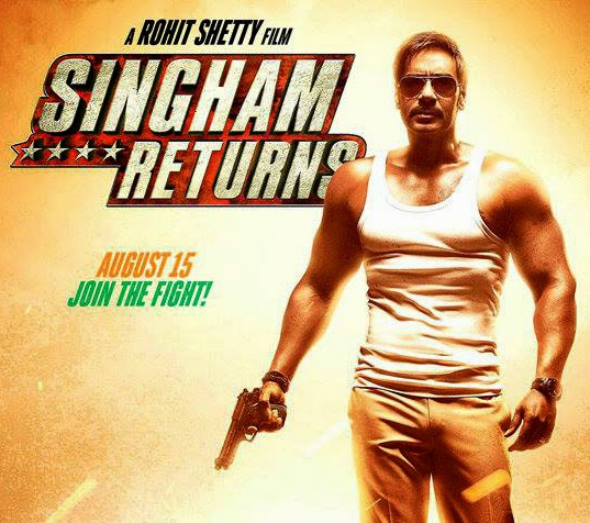Singham 2 Returns - Ajay Devgn, Kareena Kapoor Khan, Rohit Shetty