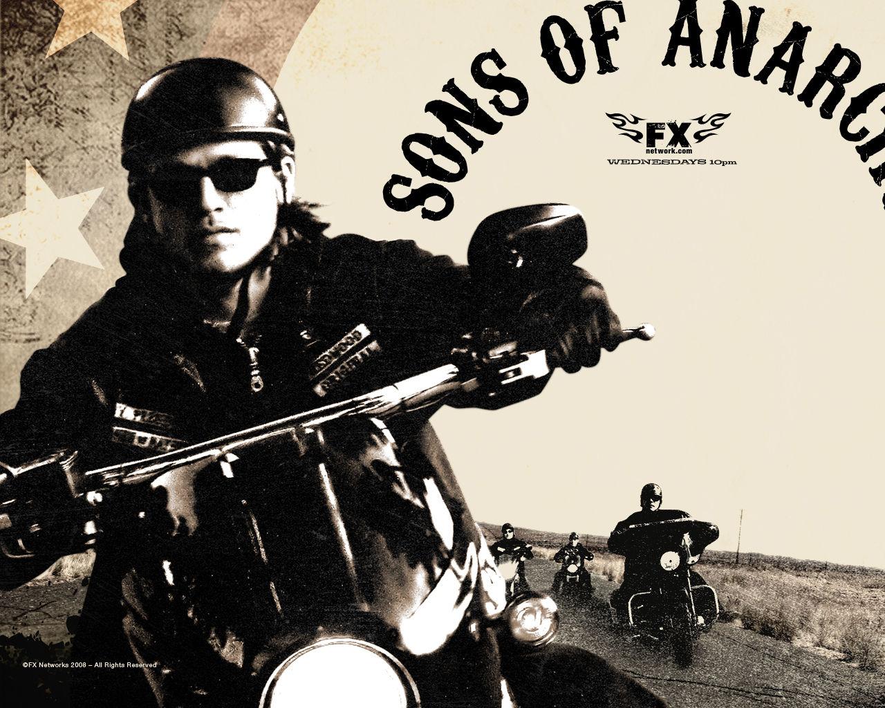 sons of anarchy sam crow