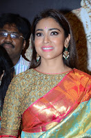 Shriya Saran Looks Stunning in Silk Saree at VRK Silk Showroom Launch Secundrabad ~  Exclusive 052.JPG