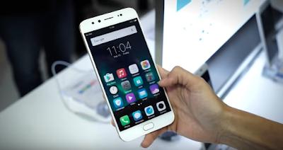 Review Spesifikasi VIVO V5 Plus, Smartphone Dua Kamera Depan