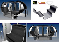 ultrapods Vehicle Seating