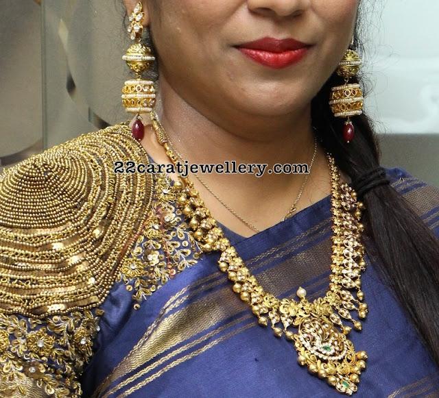 Swetha Reddy Kundan Jewellery