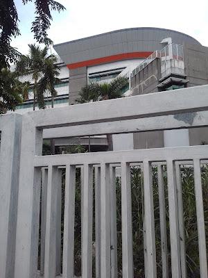 Gedung Diagnostic Center RSUD Dr. Soetomo
