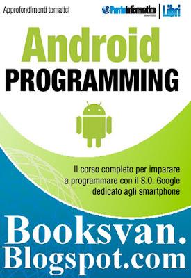 تحميل كتاب تعلم الاندرويد Android programming pdf