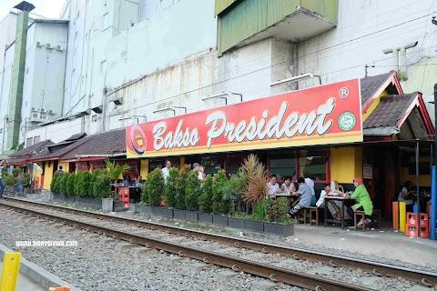 Bakso President, Malang