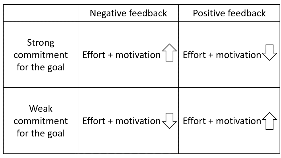 The Progress-Focused Approach: When is positive feedback more ...
