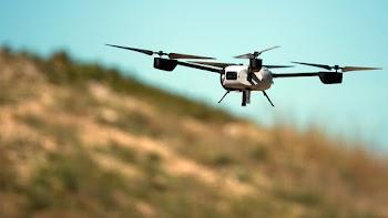 Τα drone στη μάχη κατά της ανομβρίας!