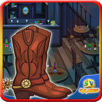 SiviGames Cow Boy Shoe Es…