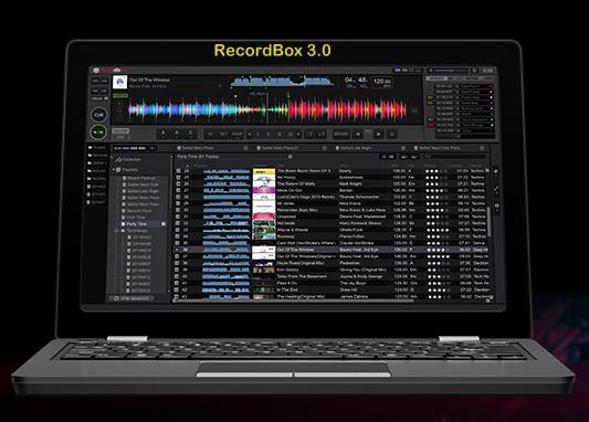 Recordbox 3.0 dan cara Aktivasi, agar bisa digunakan