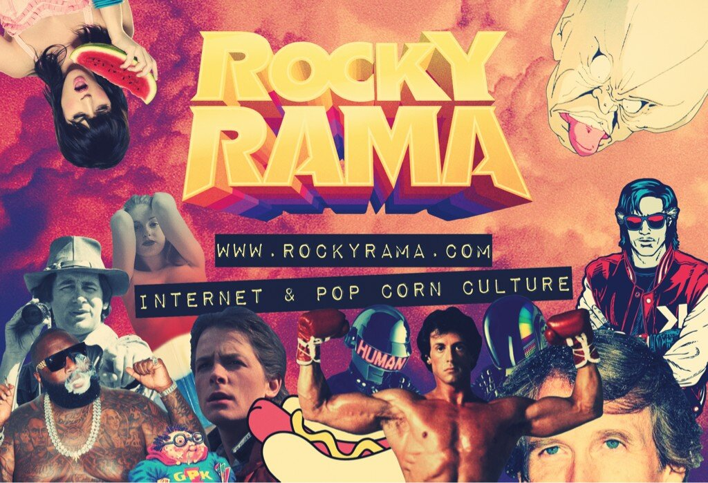 rockyrama site web