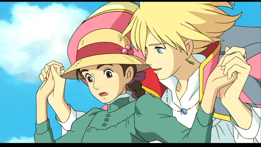 Le château ambulant Hayao Miyazaki Studio Ghibli