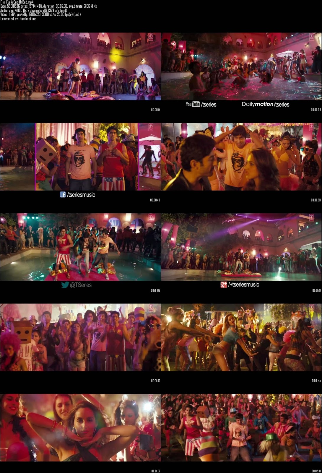 Mediafire Resumable Download Link For Video Song Good In Bed - Fugly (2014)