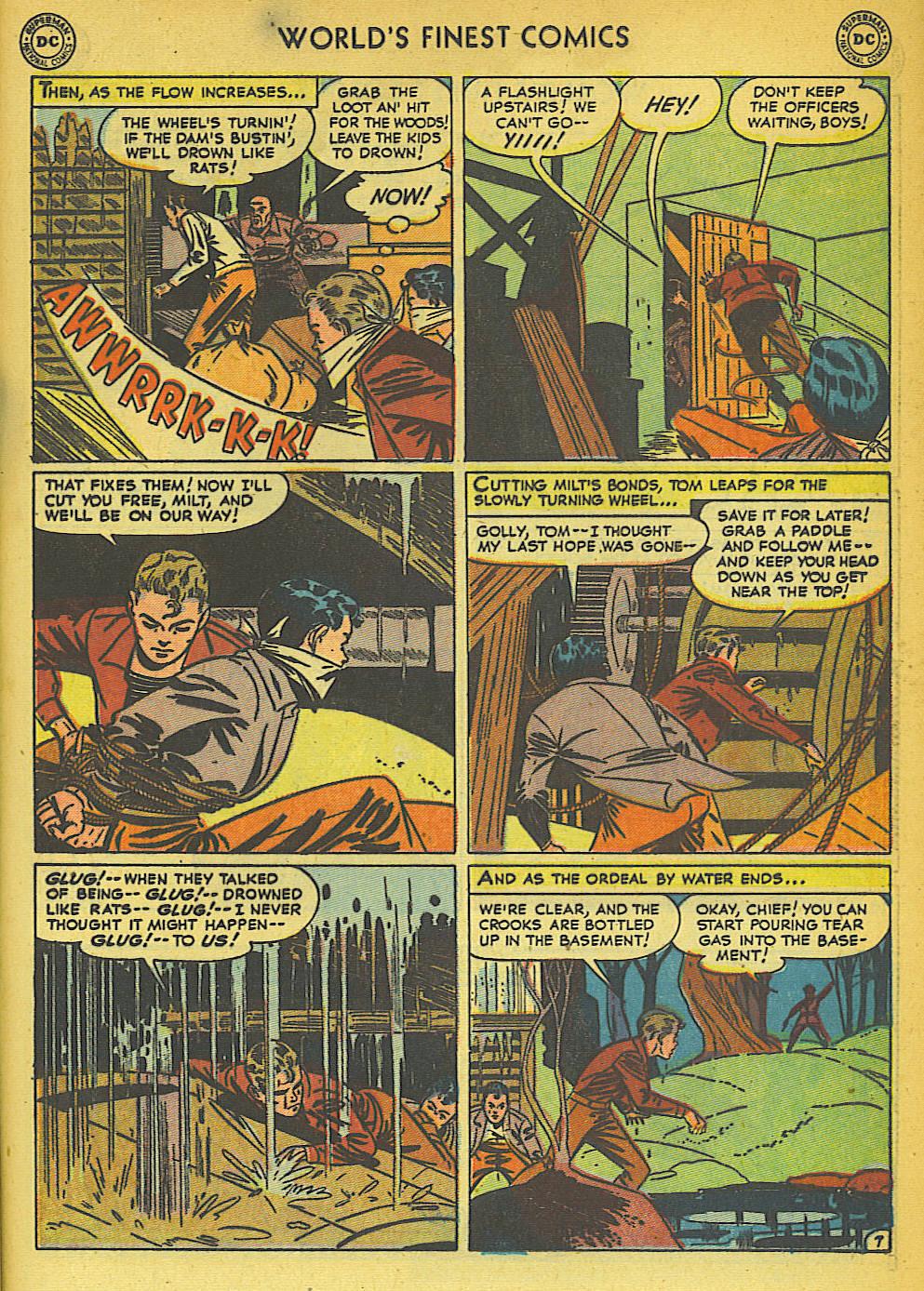 Read online World's Finest Comics comic -  Issue #57 - 47