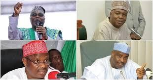 PDP Presidential Aspirants 2019