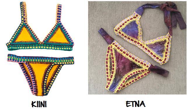 Clones 2016 Bikini Kiini Etna
