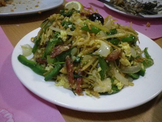 住在澳門 食遍澳門: 澳門雀仔園 富士葡國餐廳