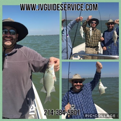 Lake Ray Hubbard Fishing Report