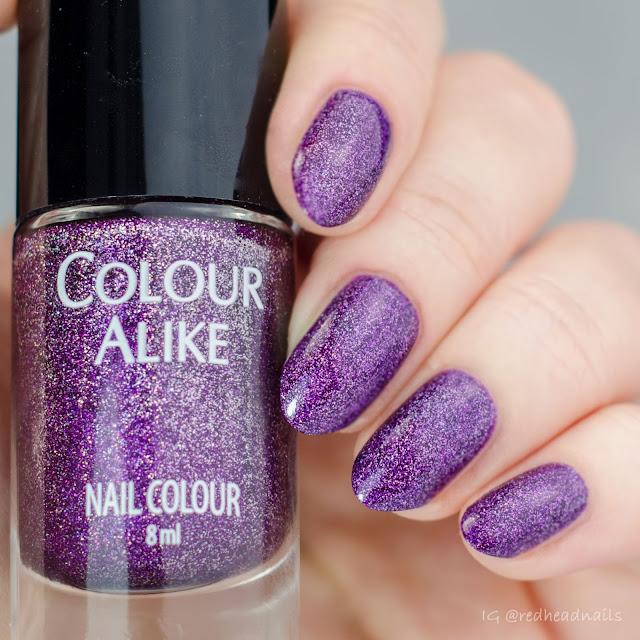 Colour Alike ultra holo
