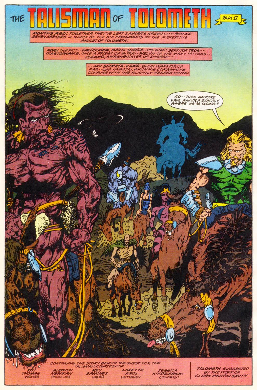Read online Conan the Adventurer comic -  Issue #12 - 19