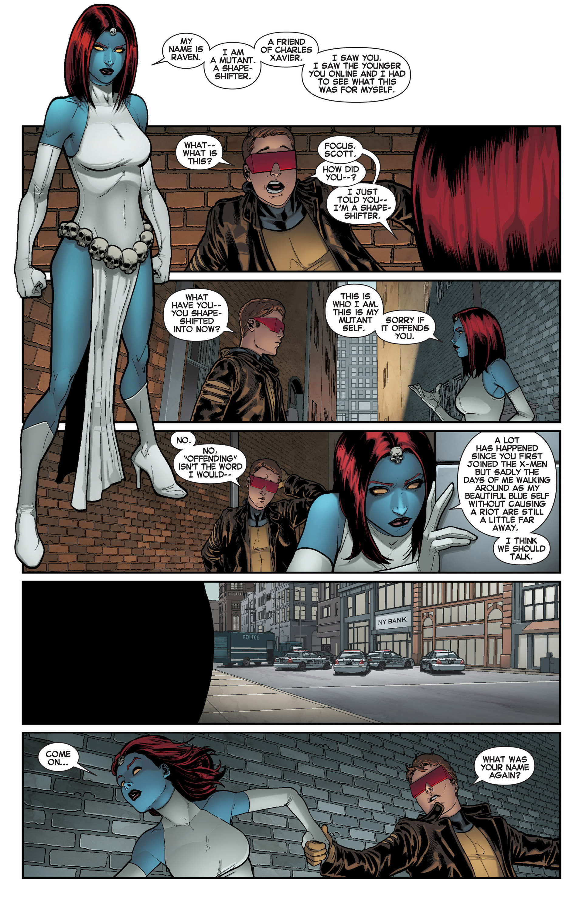 Read online All-New X-Men (2013) comic -  Issue #7 - 10