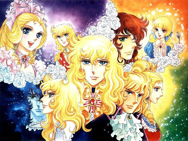 Versailles no Bara Rosa de Versailles Riyoko Ikeda JBC Editora