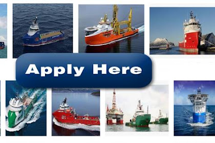Able Seaman, Oiler, Cook, Fitter, Electrician, Crane Operator For Offshore Vessels