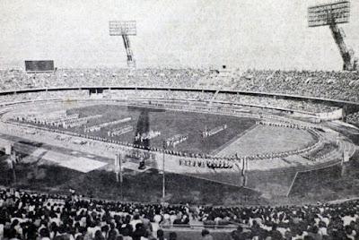 Pembukaan Asian Games Pertama di New Delhi