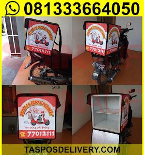 Produsen Tas delivery pizza Express Jakarta bandung bogor tangerang bekasi jogja solo semarang malang surabaya bali banjarmasin batam