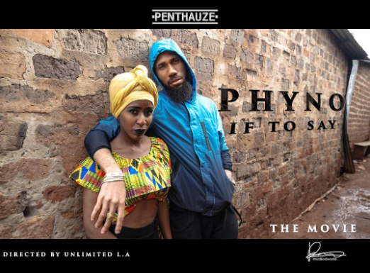 Phyno-if-to-say-music-video