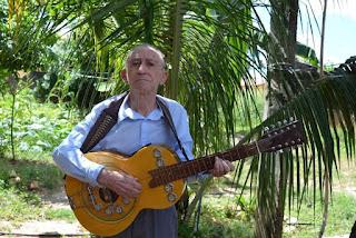 Morre aos cem anos o repentista e poeta popular João Furiba