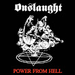 "UNSLAUGHT ""Power From Hell"" (1985)"