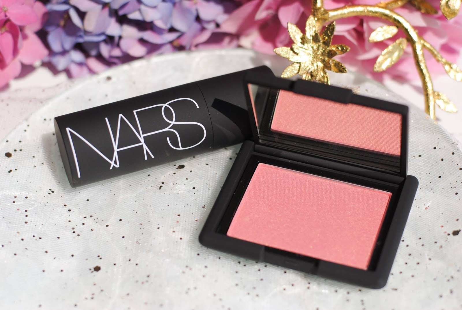 nars orgasm blush the multiple review