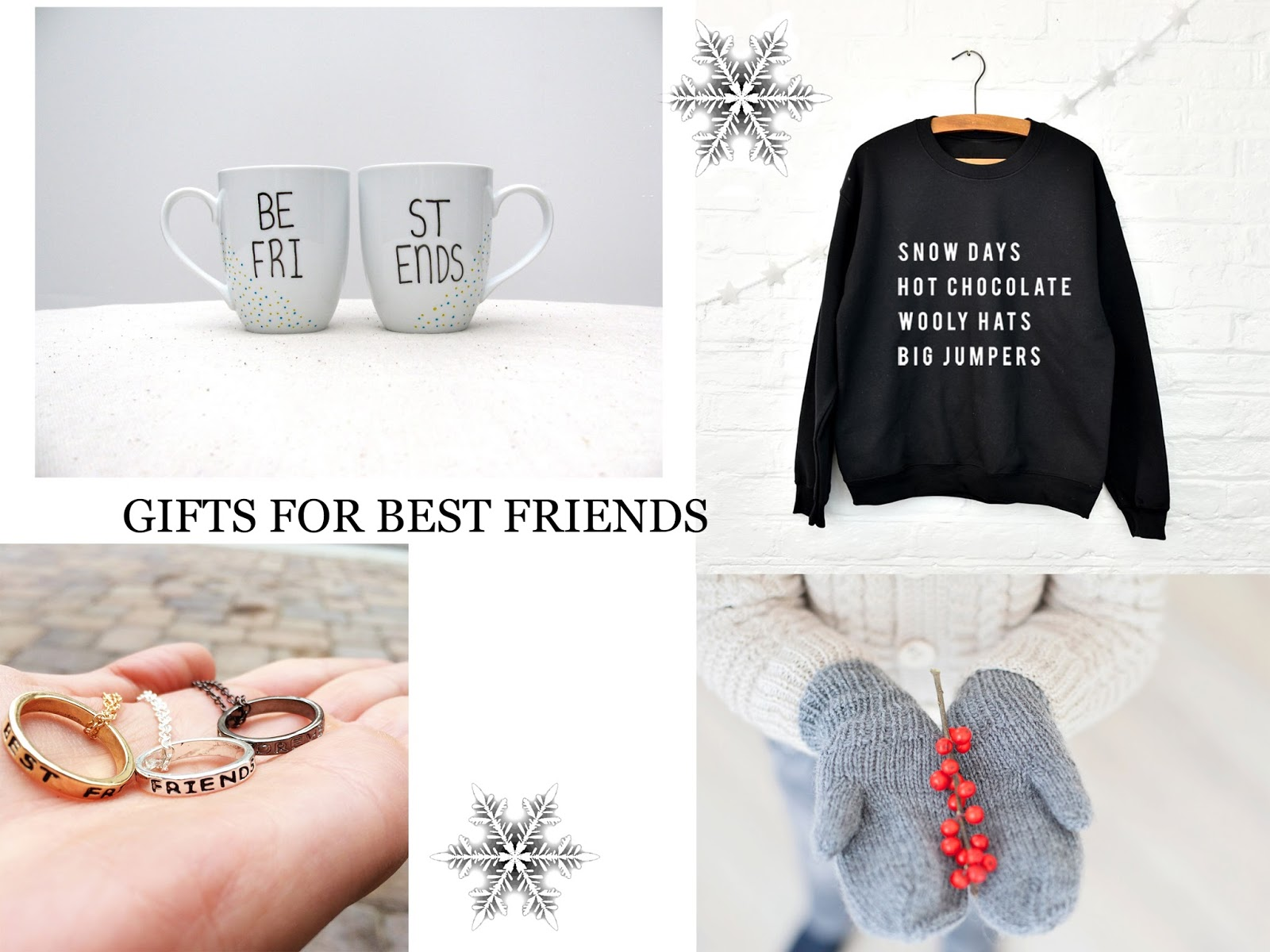 Skai - Lifestyle Blog: Gift Guide: Best Friend