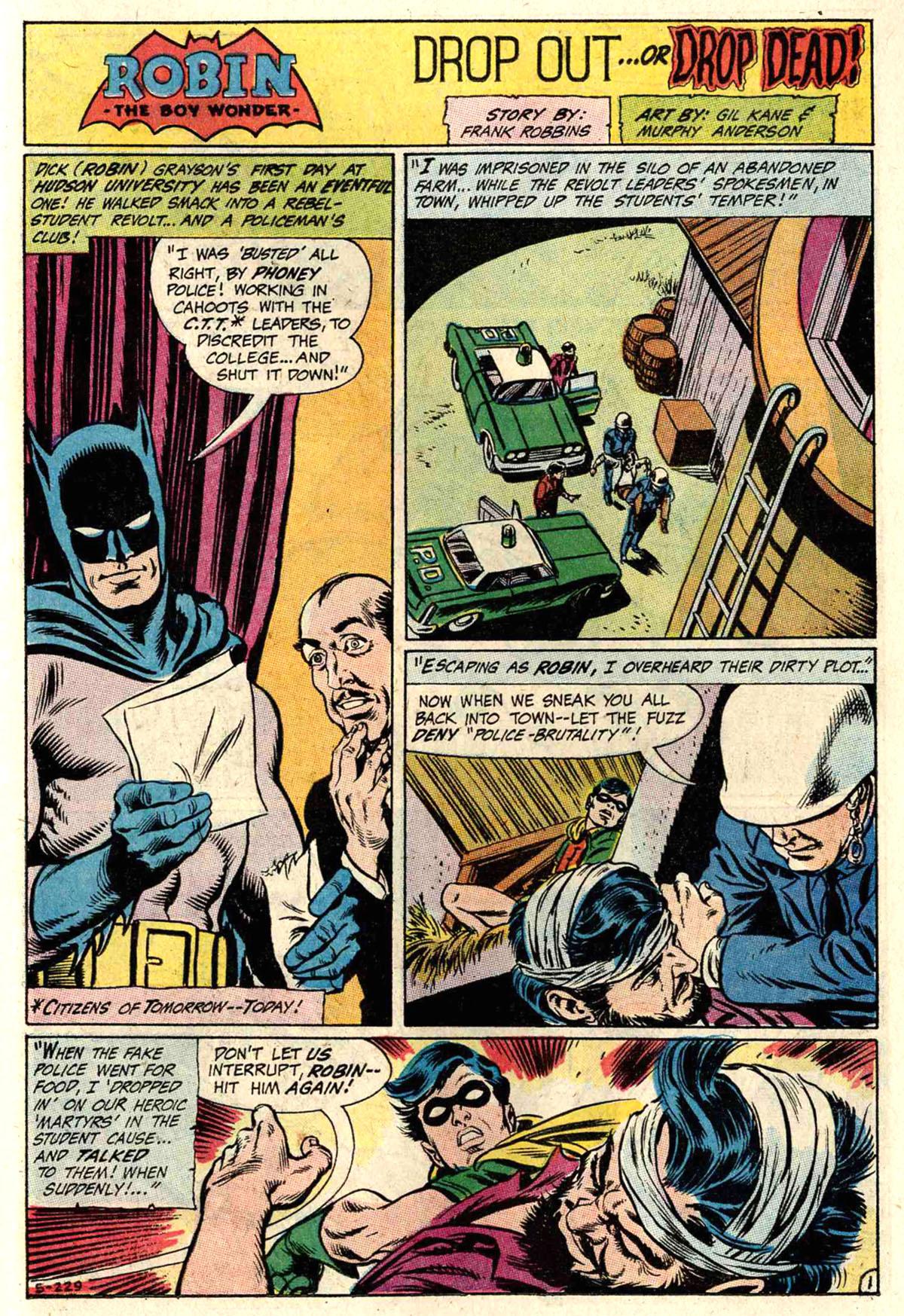 Detective Comics (1937) 395 Page 22