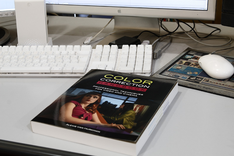 Alexis Van Hurkman. Color correction handbook.